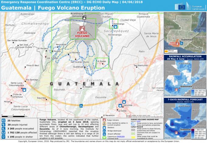 MAP_Guatemala_Volcano