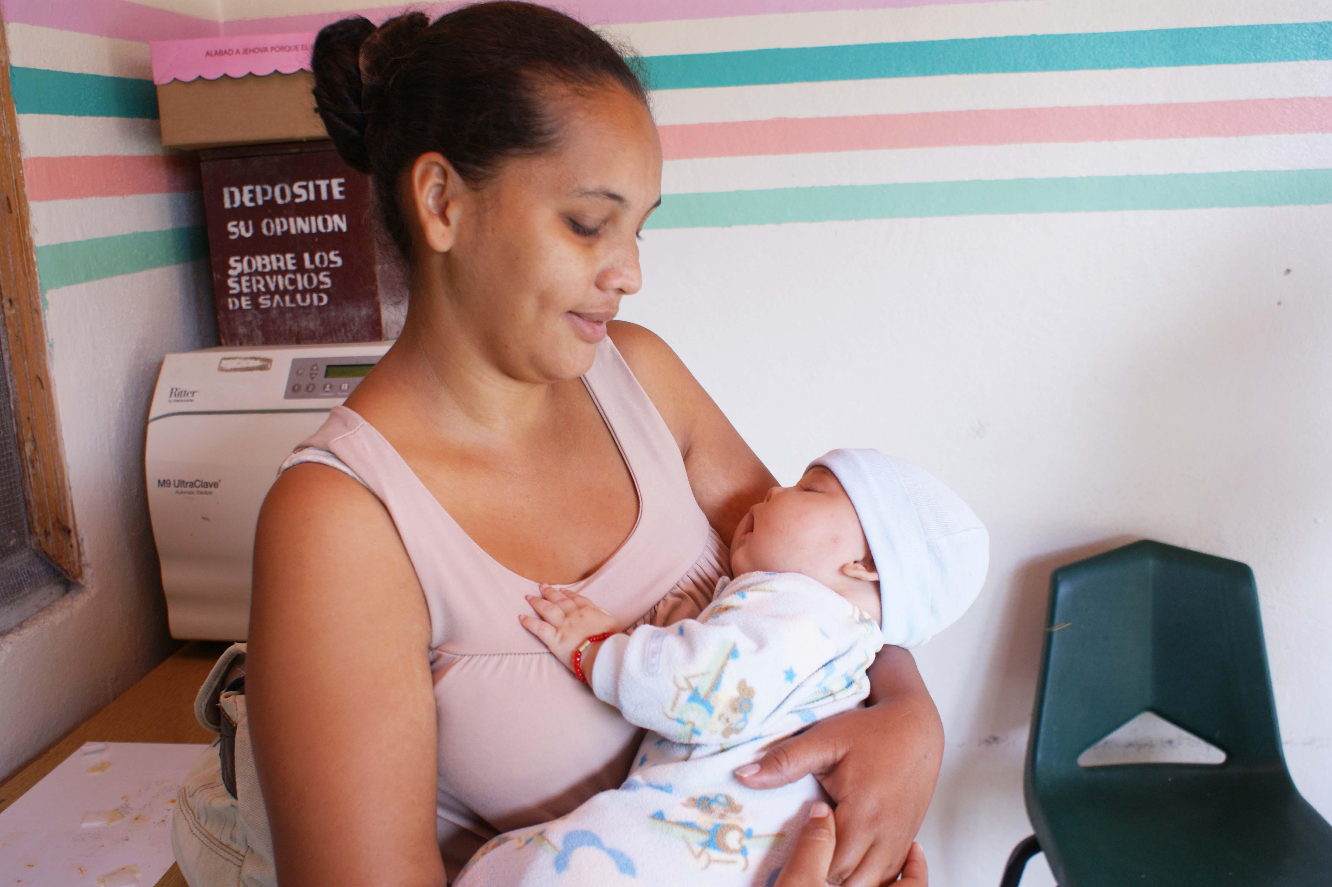 Mother & Child Honduran Clinic