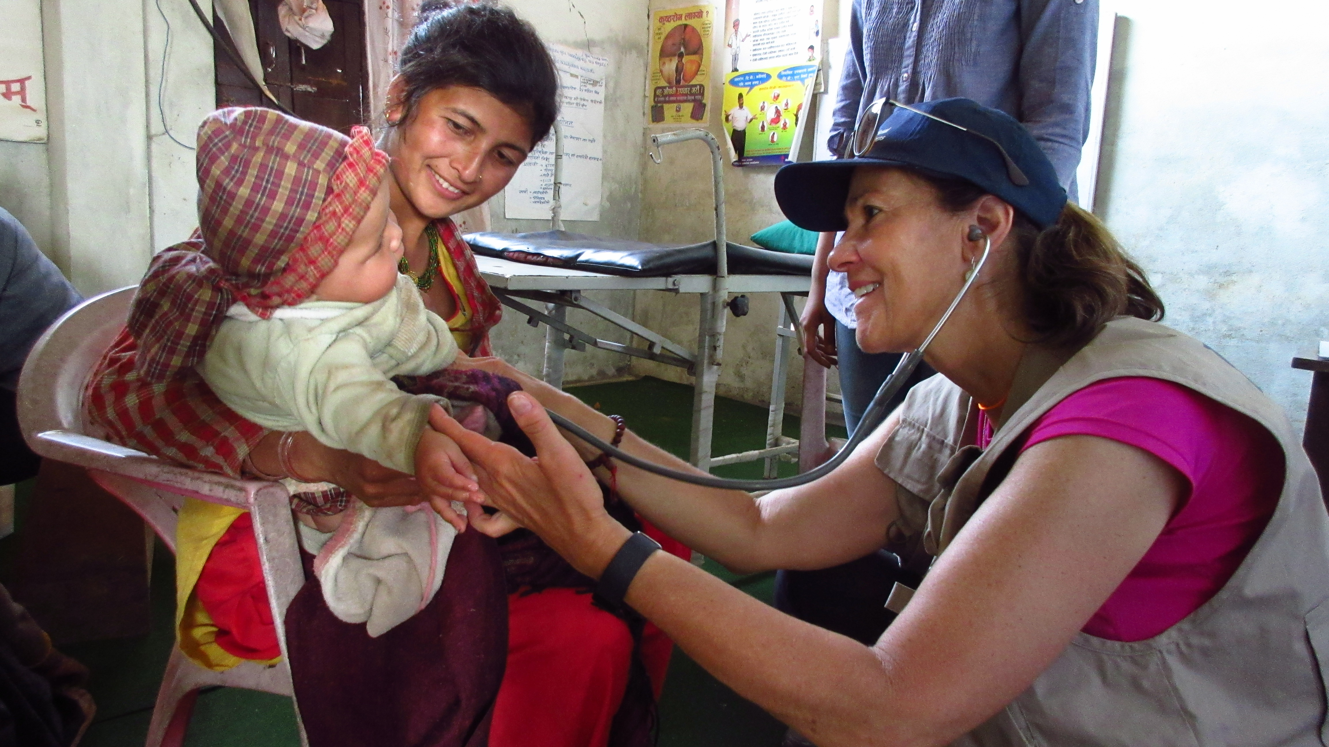 International Medical Corps with MAP Medicines: Nepal