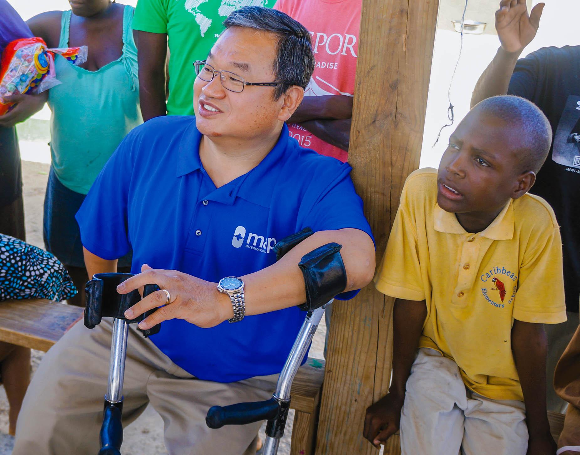 Steve_Stirling_CEO_Haiti