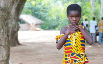 Hope in Cote d'Ivoire
