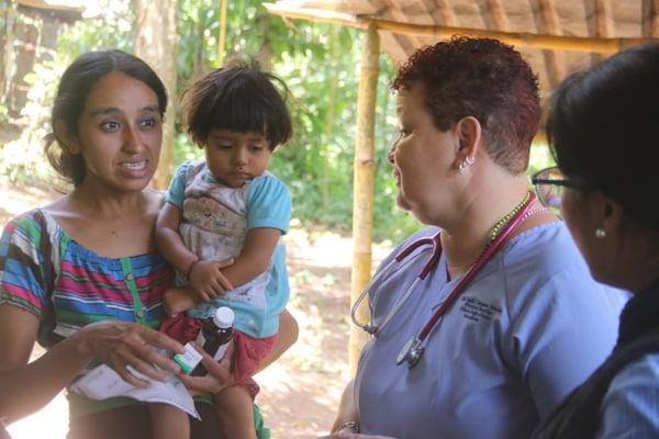 Brenda& DaughterGuatemala