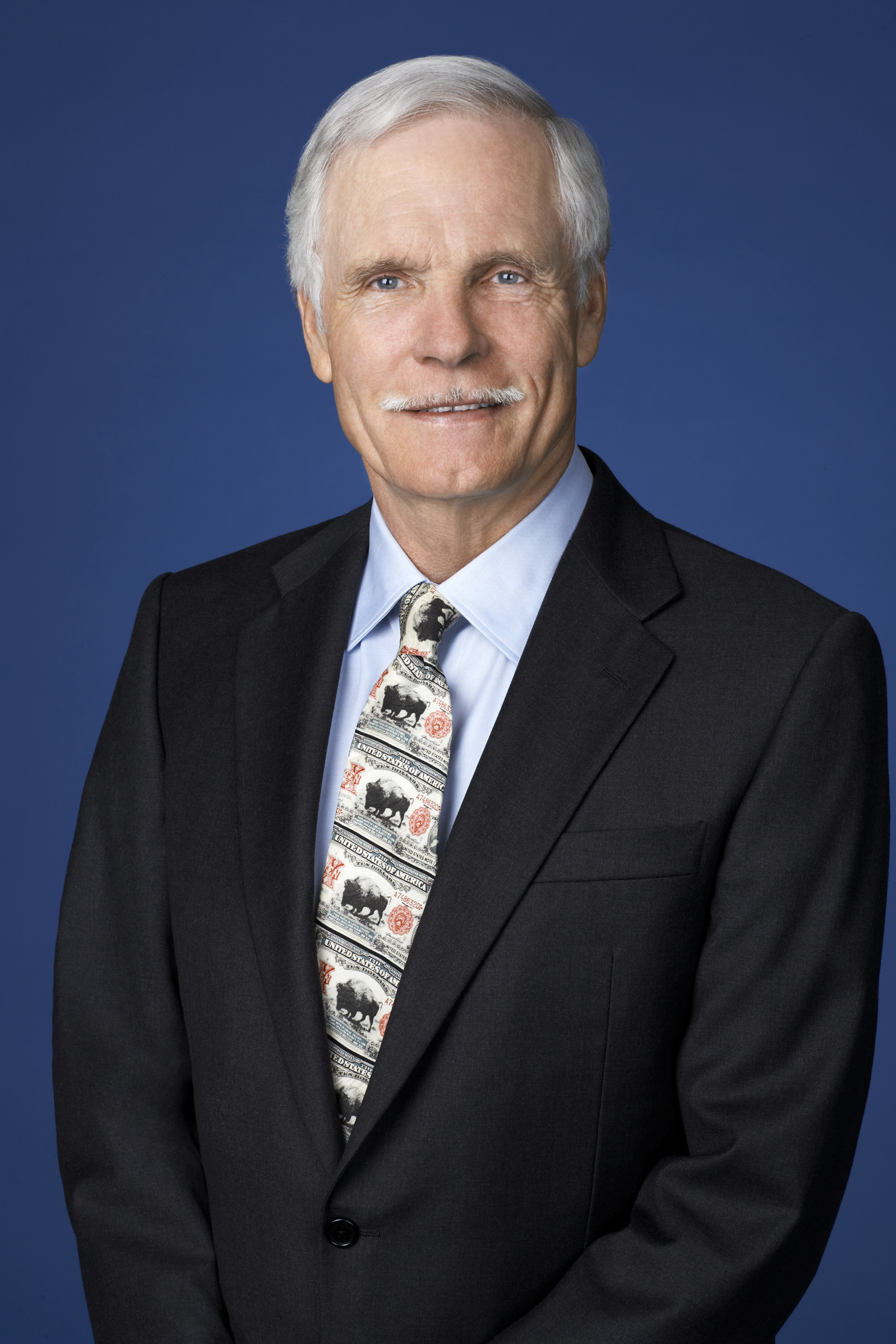 Ted Turner - High Res