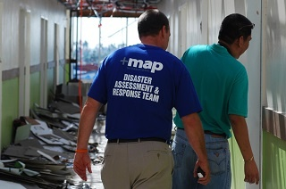 Disaster Relief in Philippines