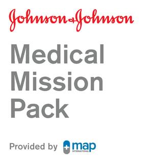 Johnson & Johnson Medical Mission Pack
