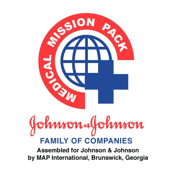Johnson & Johnson Medical Mission Pack
