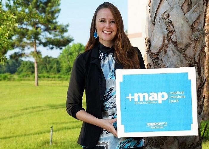 Jodi Allison, VP of Global Giving
